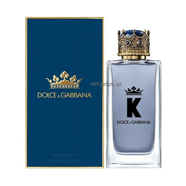 Dolce&Gabbana K by D&G EDT for men - 100ml