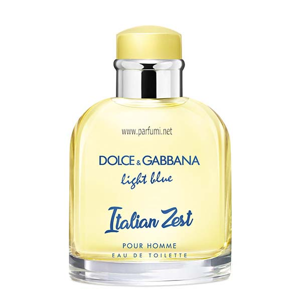 Dolce&Gabbana Light Blue Italian Zest EDT парфюм за мъже - без опаковка - 125ml
