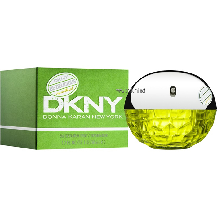 Donna Karan Be Delicious Crystallized EDP парфюм за жени - 50ml