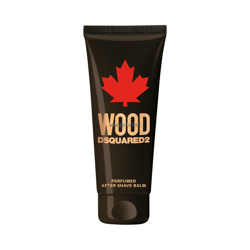 DSQUARED² Wood Pour Homme Афтър шейв балсам - 100ml