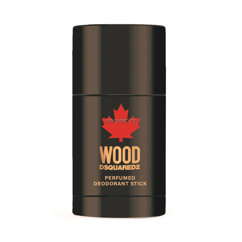 DSQUARED² Wood Pour Homme Deo Stick for men - 75ml