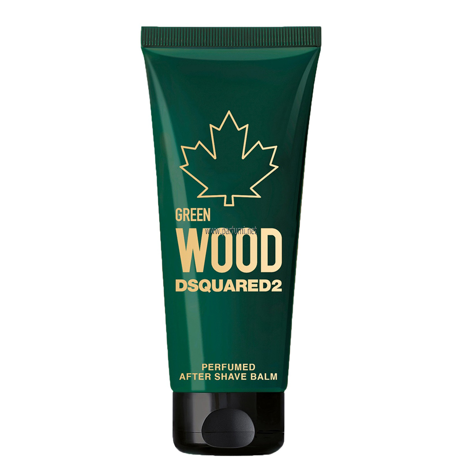 DSQUARED² Green Wood Pour Homme Афтършейв балсам - 100ml