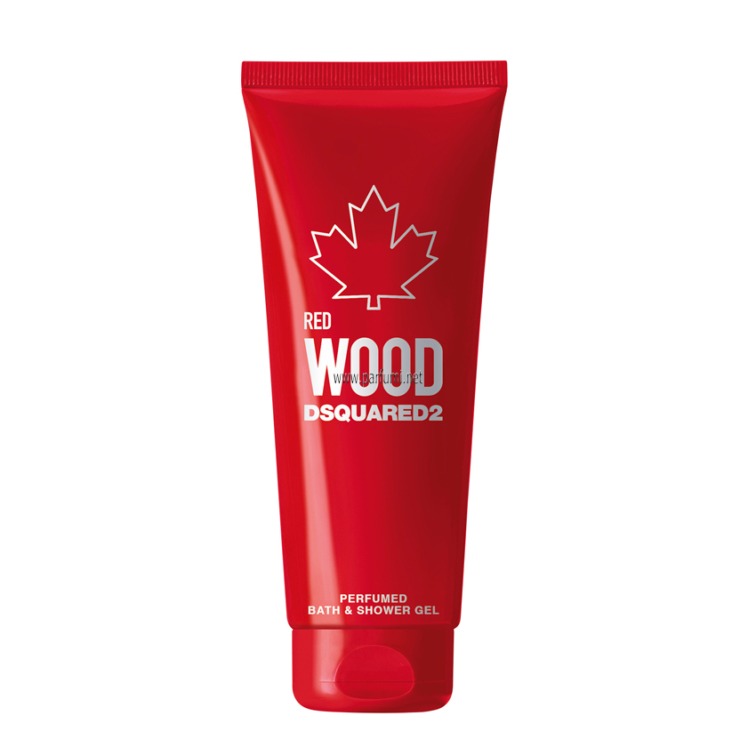 DSQUARED² Red Wood Pour Femme Душ гел - 200ml