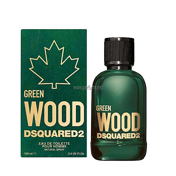 DSQUARED² Green Wood Pour Homme EDT за мъже - 100ml