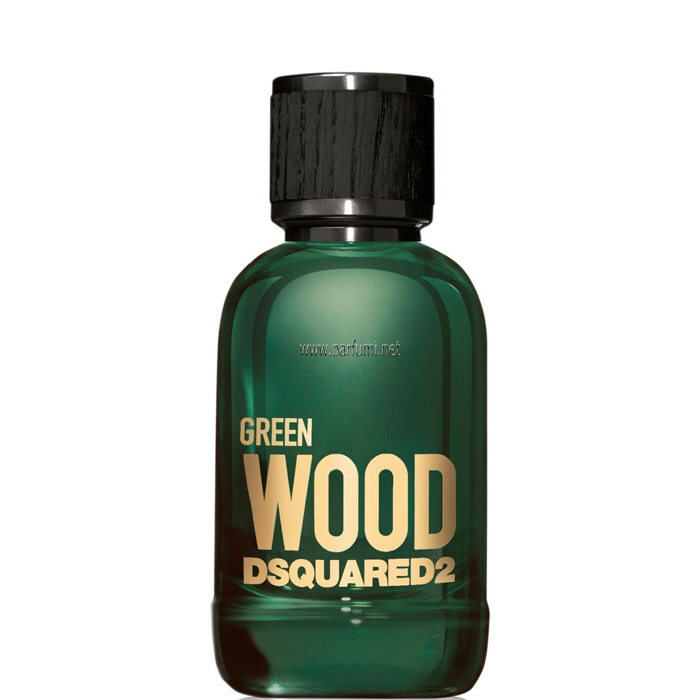 DSQUARED² Green Wood Pour Homme EDT for men-without package- 100ml