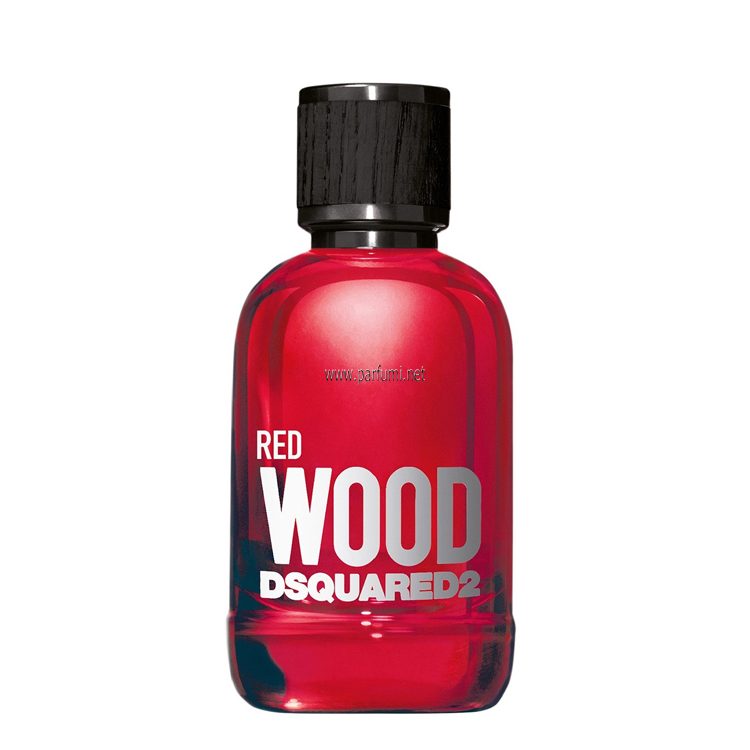 DSQUARED²  Red Wood Pour Femme EDT for women -without package- 100ml