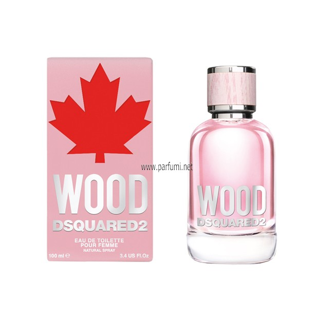 DSQUARED² Wood Pour Femme EDT  for women - 50ml