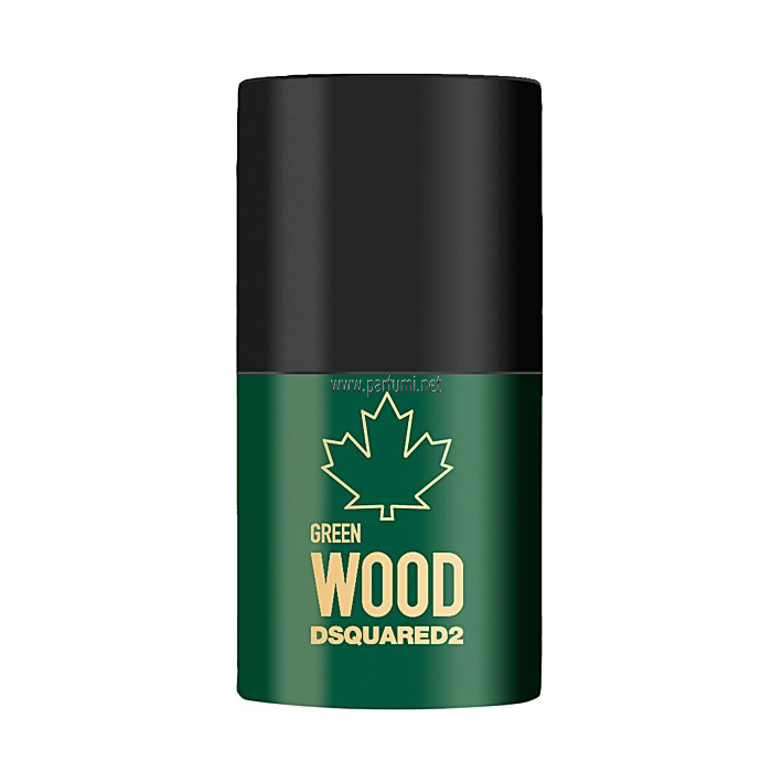 DSQUARED² Green Wood Pour Homme Део Стик за мъже - 75ml