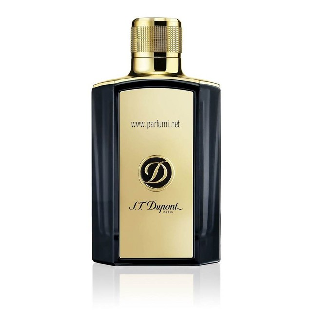 Dupont Be Exceptional Gold EDP парфюм за мъже - без опаковка - 100ml
