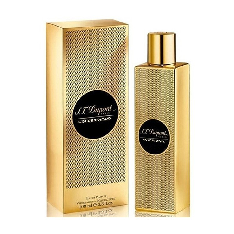 Dupont Golden Wood EDP unisex parfum - 100ml