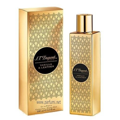 Dupont Vanilla & Leather EDP унисекс парфюм - 100ml