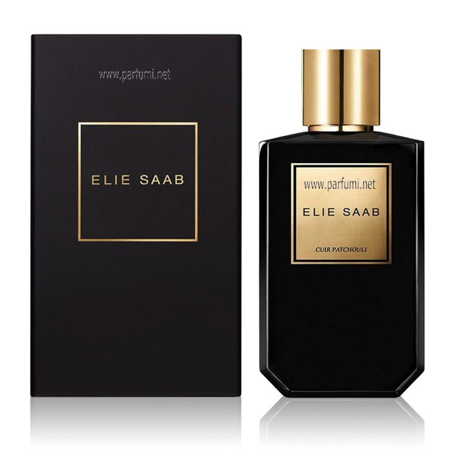 Elie Saab La collection Cuir Patchouli Essence de Parfum унисекс парфюм - 100ml