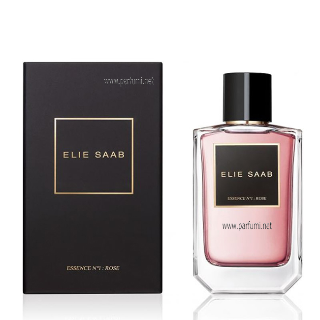 Elie Saab La collection No.1 Rose Essence de Parfum унисекс парфюм - 100ml