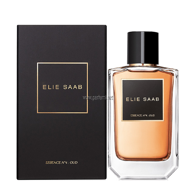 Elie Saab La collection No.4 Oud Essence de Parfum унисекс парфюм - 100ml