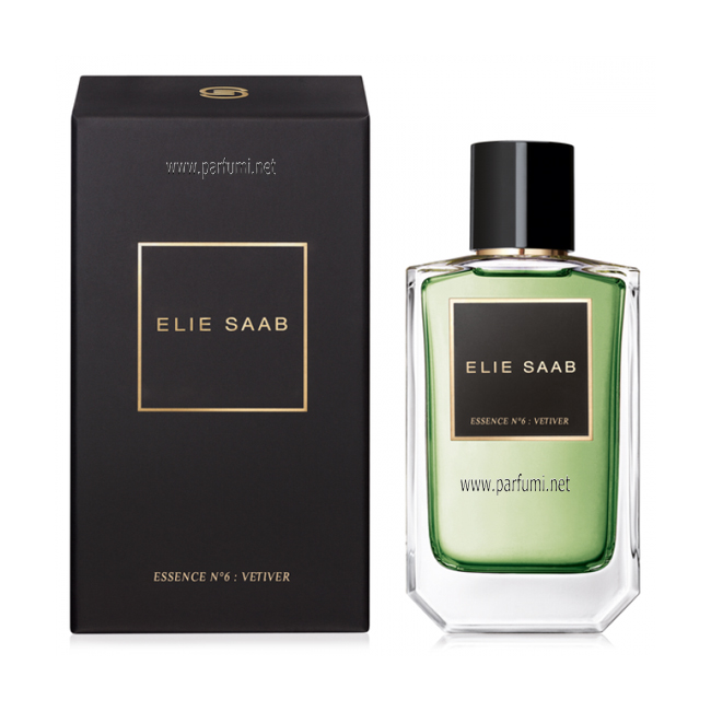 Elie Saab La collection No.6 Vetiver Essence de Parfum унисекс парфюм - 100ml
