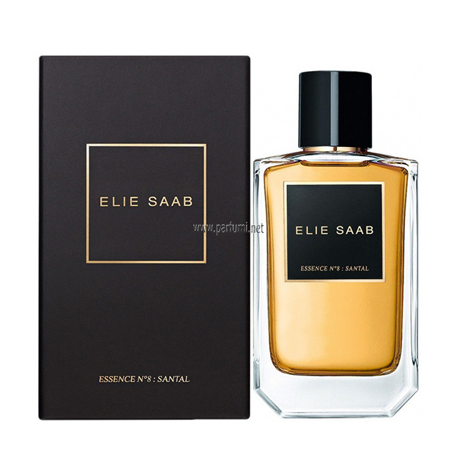 Elie Saab La collection No.8 Santal Essence de Parfum унисекс парфюм - 100ml