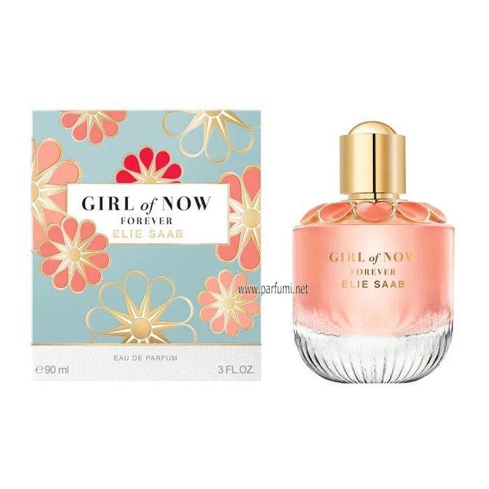 Elie Saab Girl of Now Forever EDP парфюм за жени - 30ml