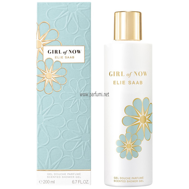Elie Saab Girl of Now Душ гел за жени - 200ml