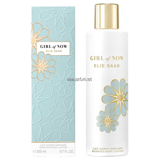 Elie Saab Girl of Now Body Lotion for women - 200ml