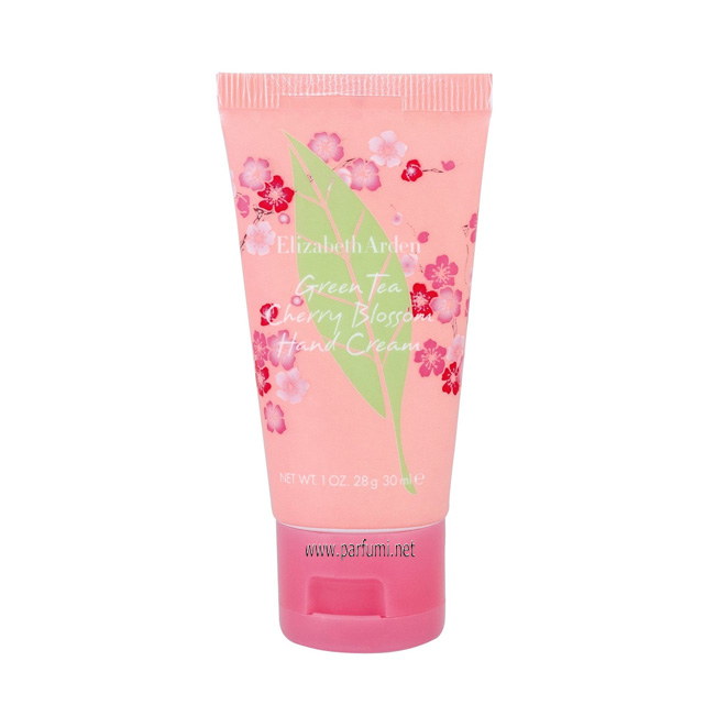 Elizabeth Arden Green Tea Cherry Blossom Hand Cream - 30ml