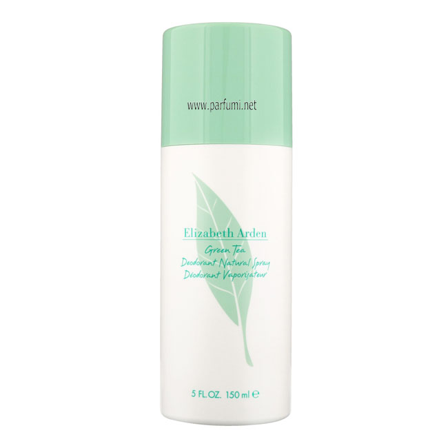 Elizabeth Arden Green Tea Deodorant Spray for women - 150ml
