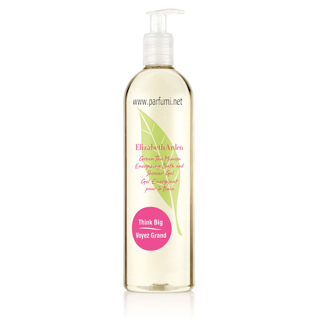 Elizabeth Arden Green Tea Mimosa Shower Gel - 500ml.