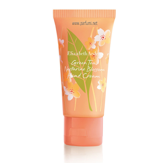 Elizabeth Arden Green Tea Nectarine Blossom Hand Cream - 30ml.