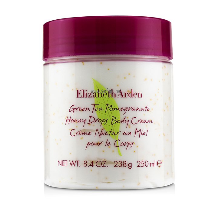 Elizabeth Arden Green Tea Pomegranate Body Cream - 250ml.