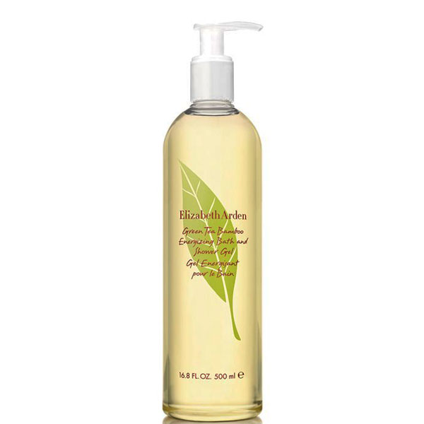 Elizabeth Arden Green Tea Bamboo Душ гел за жени - 500ml