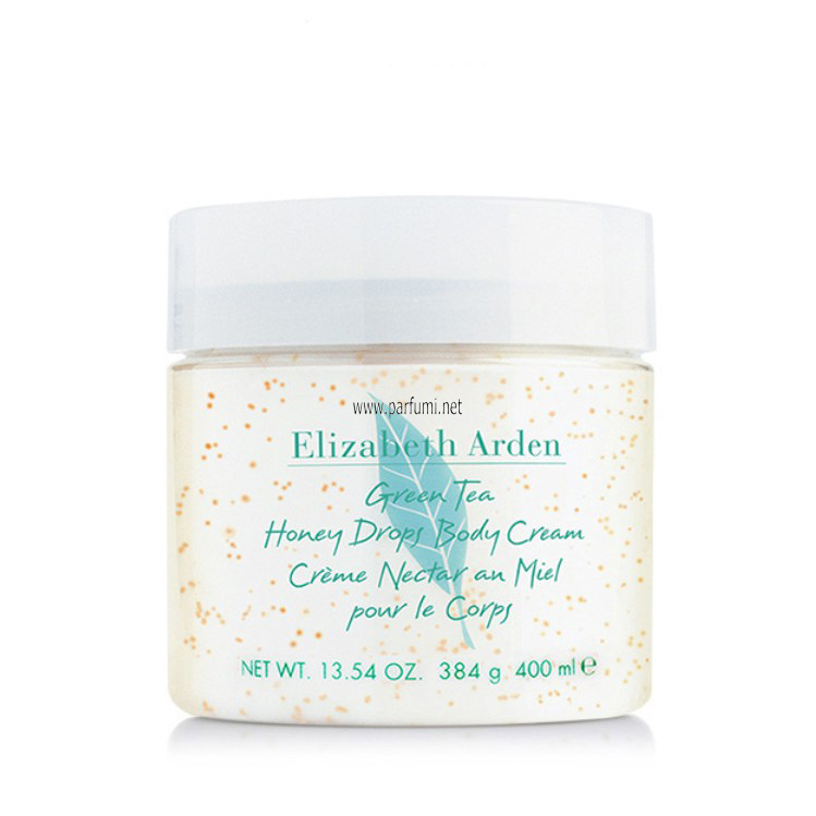 Elizabeth Arden Green Tea Honey Drops Body Cream - 400ml.