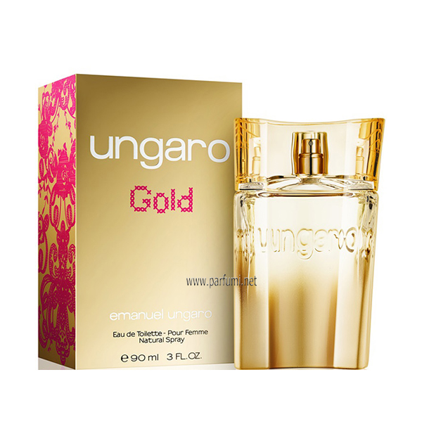 Emanuel Ungaro Ungaro Gold EDT parfum for women - 90ml