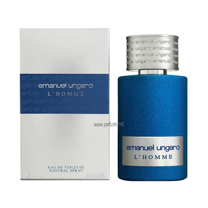 Emanuel Ungaro L'Homme EDT for men - 100ml