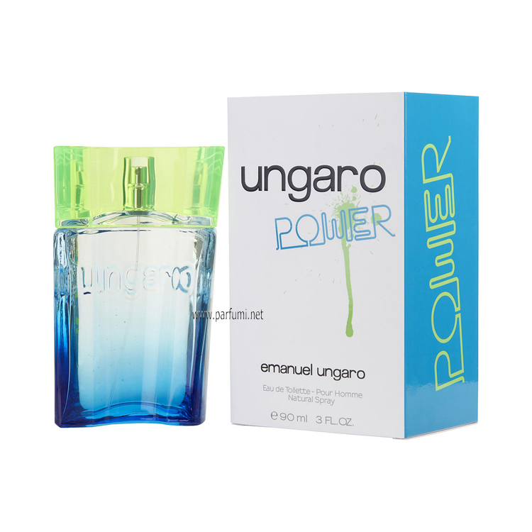 Emanuel Ungaro Ungaro Power EDT за мъже - 90ml