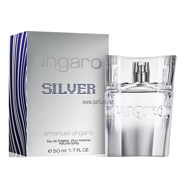 Emanuel Ungaro Ungaro Silver EDT parfum for men - 90ml