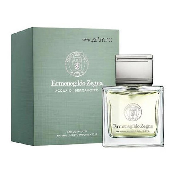 Ermenegildo Zegna Acqua di Bergamotto EDT for Men - 100ml.