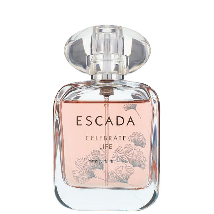 Escada Celebrate Life EDP parfum for women -without package- 50ml