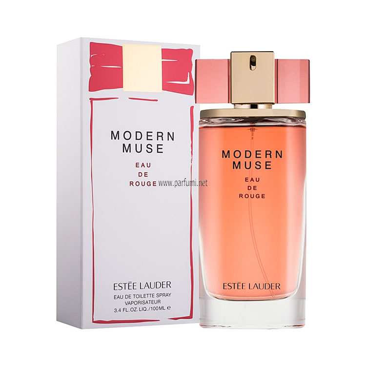 Estee Lauder Modern Muse Eau de Rouge EDT for women - 50ml.