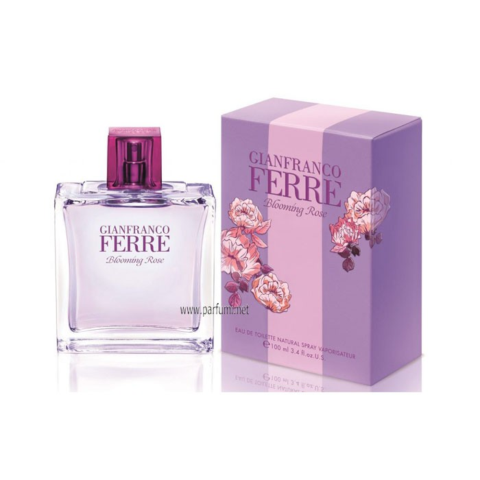 Gianfranco Ferre Blooming Rose EDT за жени - 100ml.