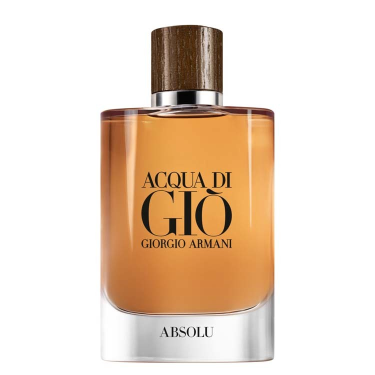Giorgio Armani Acqua di Gio Absolu EDP perfume for men-without package - 75ml