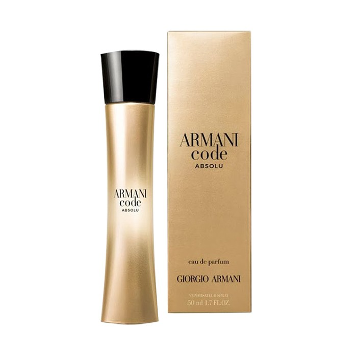 Giorgio Armani Code Absolu EDP parfum for women - 50ml
