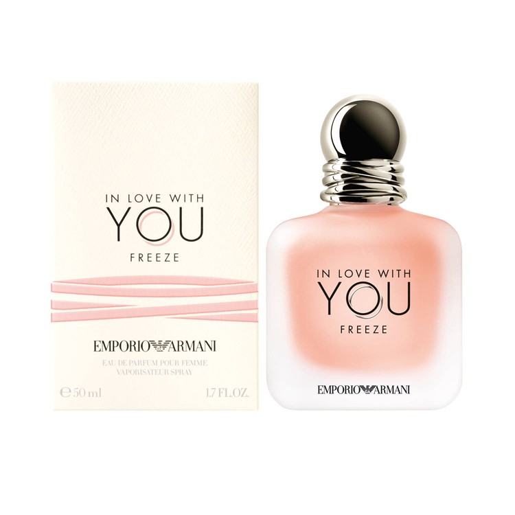 Emporio Armani In Love with You Freeze EDP parfum for women - 100ml