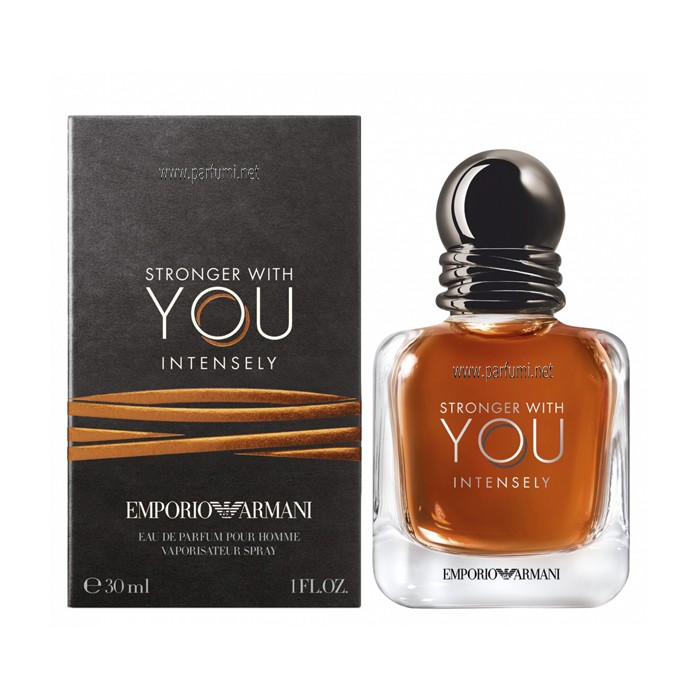 Emporio Armani Stronger With You Intensely EDP parfum for men - 100ml