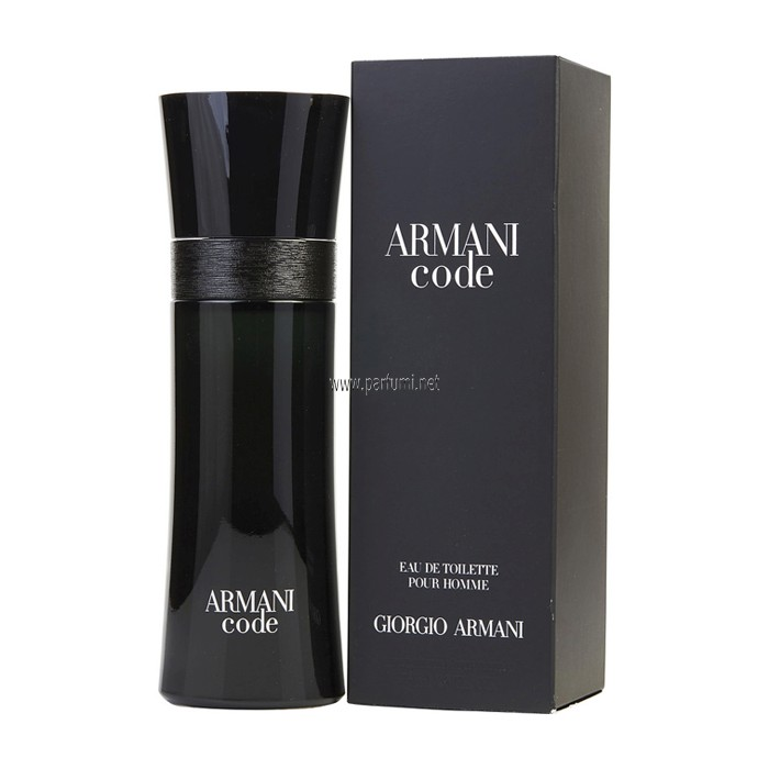Giorgio Armani Code Pour Homme EDT парфюм за мъже - 75ml