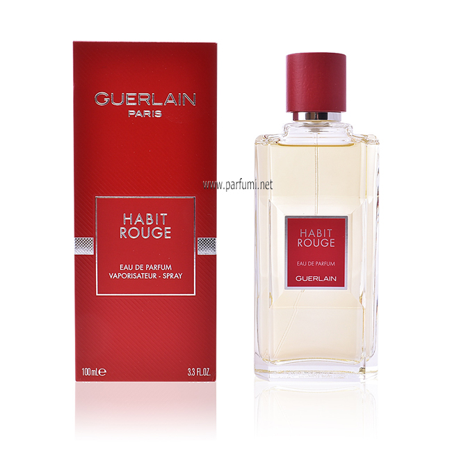 Guerlain Habit Rouge EDP парфюм за мъже - 50ml