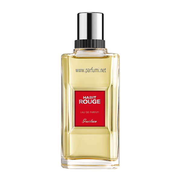 Guerlain Habit Rouge EDP парфюм за мъже - без опаковка - 100ml
