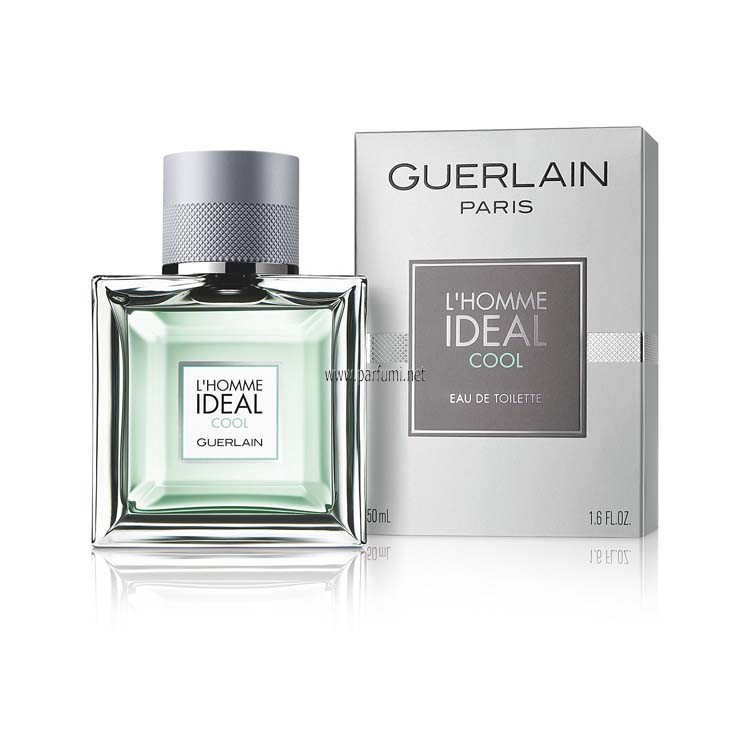 Guerlain L'Homme Ideal Cool EDT за мъже - 50ml