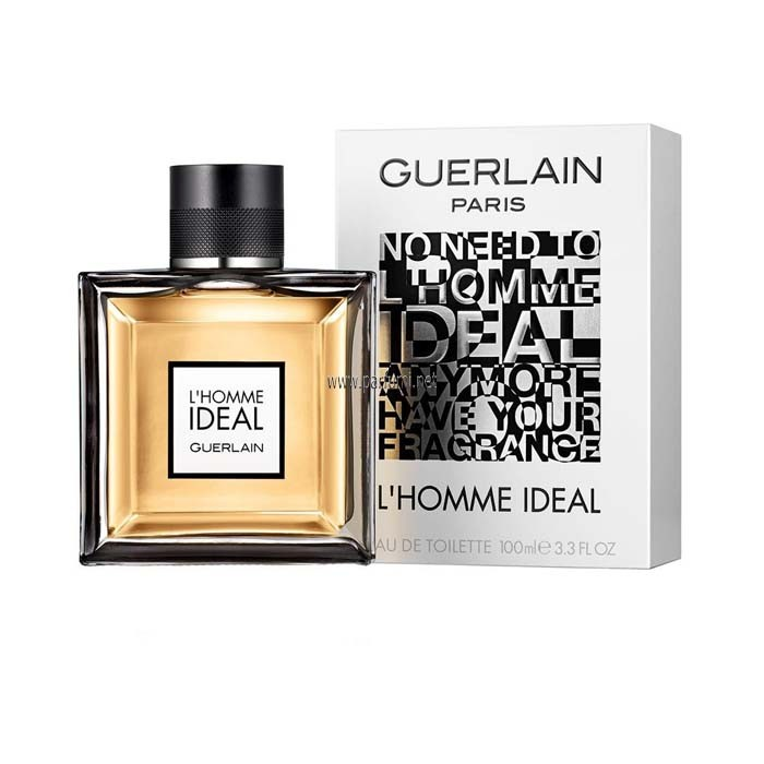 Guerlain L'Homme Ideal EDT парфюм за мъже - 50ml