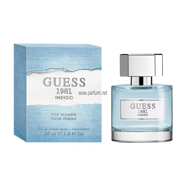 Guess 1981 Indigo EDT за жени - 100ml