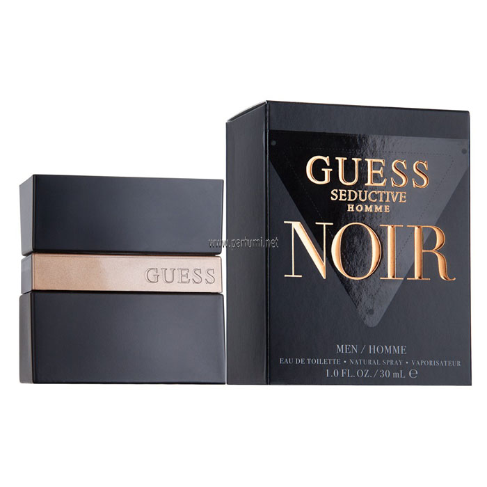 Guess Seductive Homme Noir EDT за мъже - 100ml