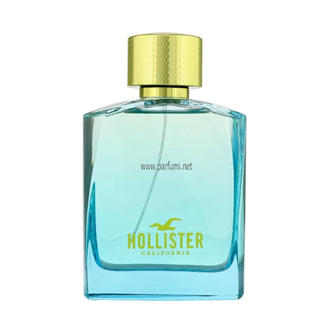 Hollister Wave 2 EDT парфюм за мъже - без опаковка - 100ml